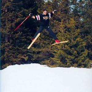 Ski-Unfall