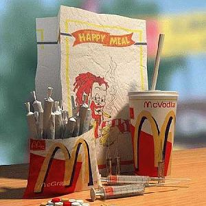 McDrug - DIE Fastfood Alternative